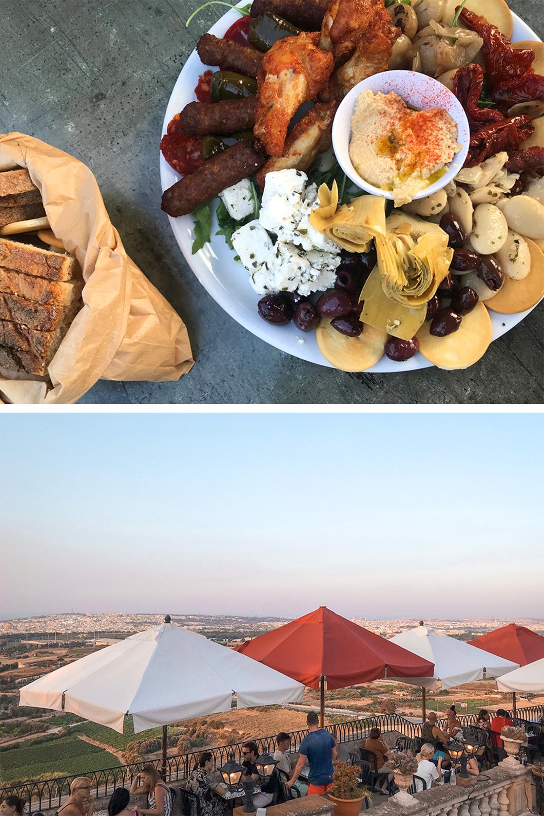 Sortir et manger à Malte
