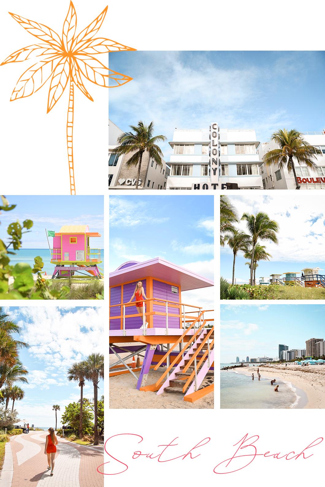 Découvrir South Beach à Miami