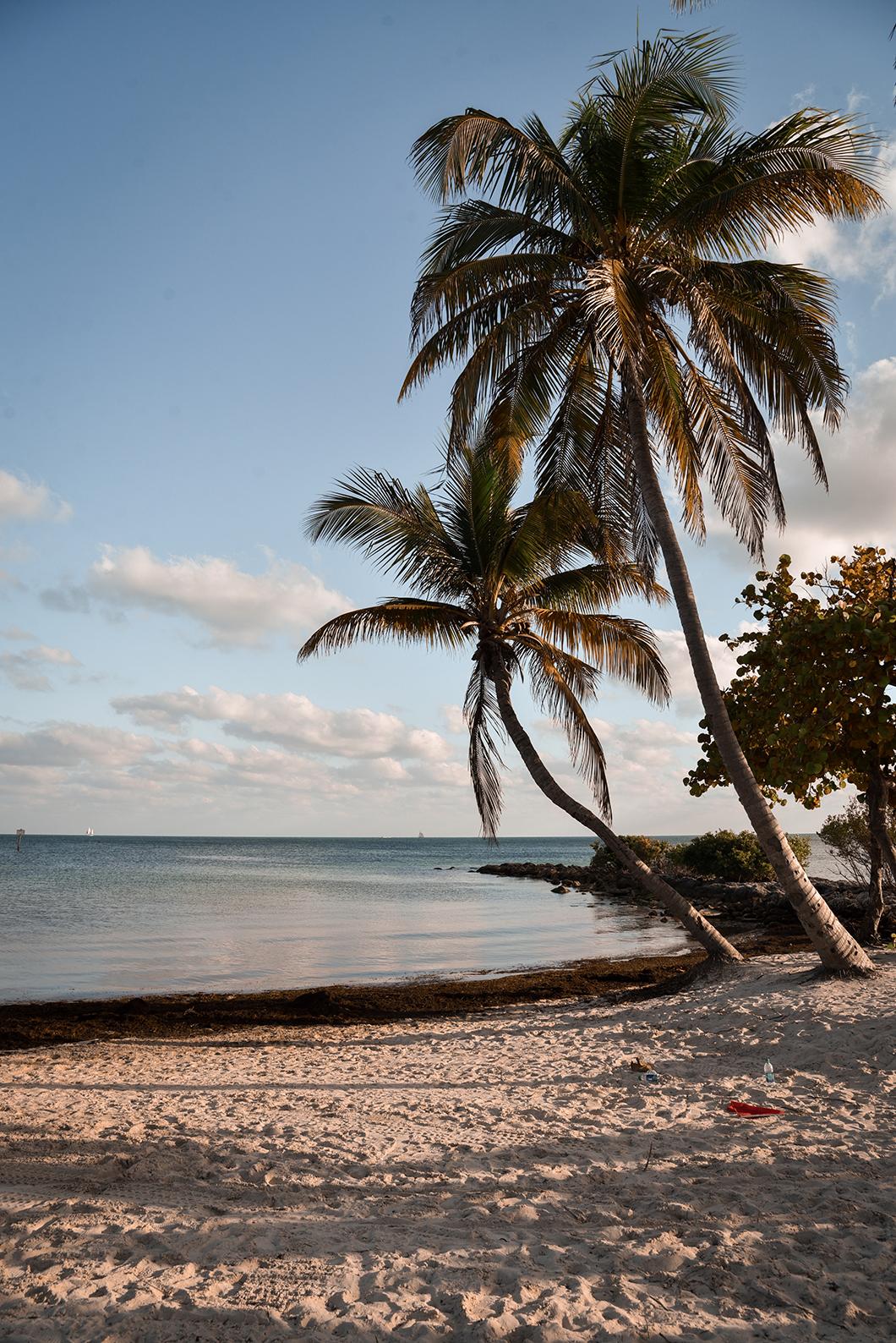 Higgs Beach, les plages des Keys