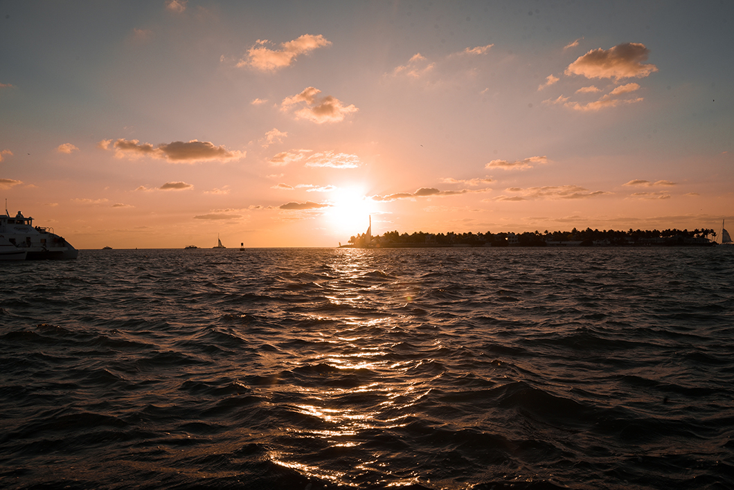 Où aller voir le coucher de soleil à Key West ?