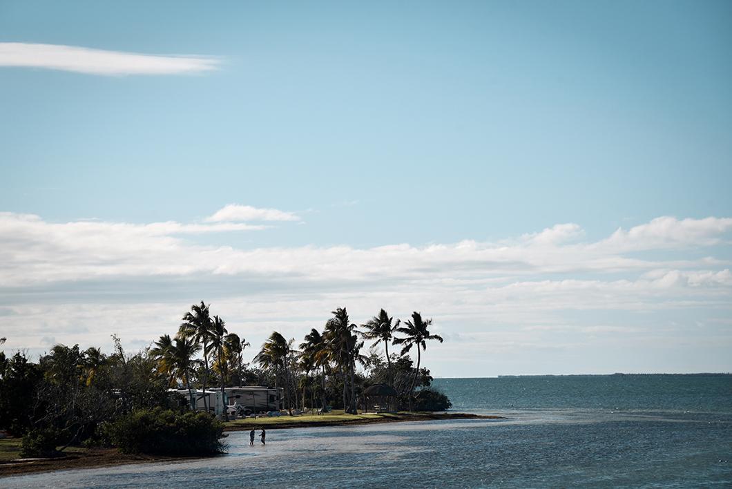 Les plages de Key West - Marathon