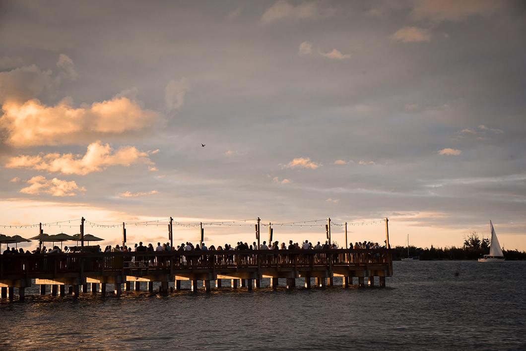 Meilleur endroit pour admirer le coucher de soleil à Key West ?