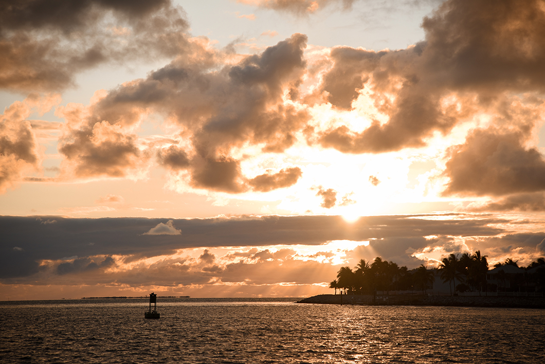 Les couchers de soleil de Key West