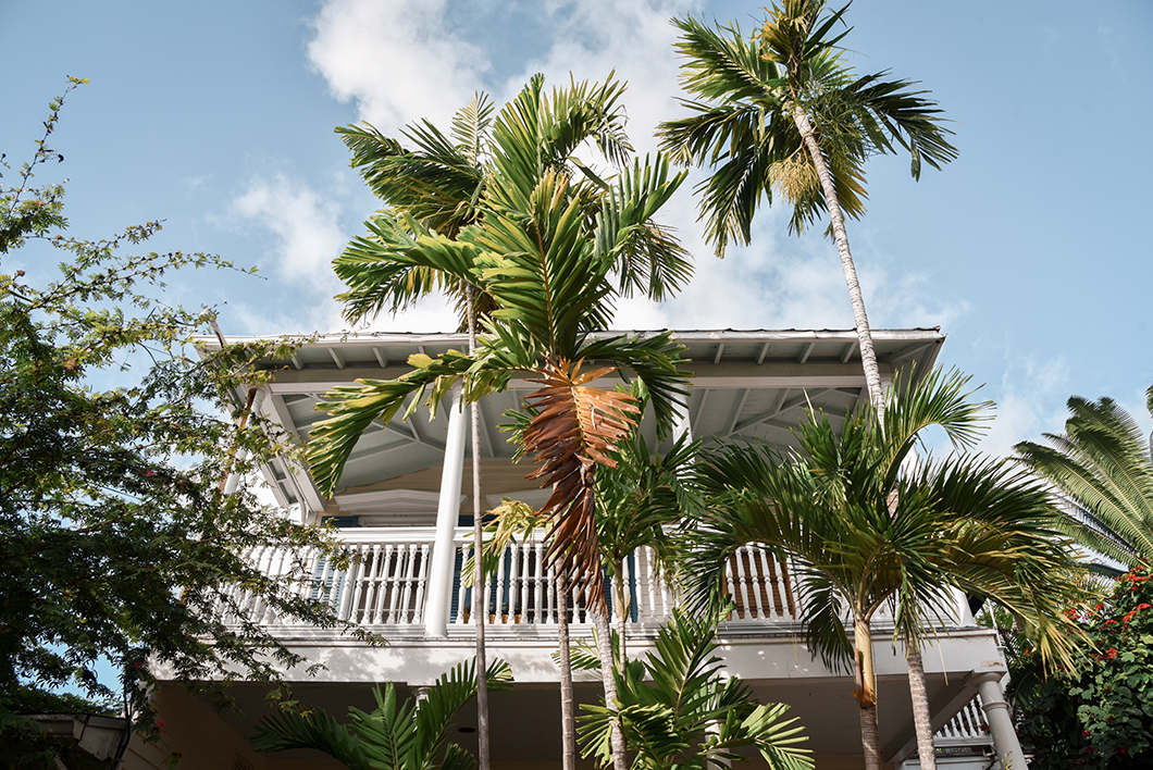 Heron house hotel, bonne adresse à Key West