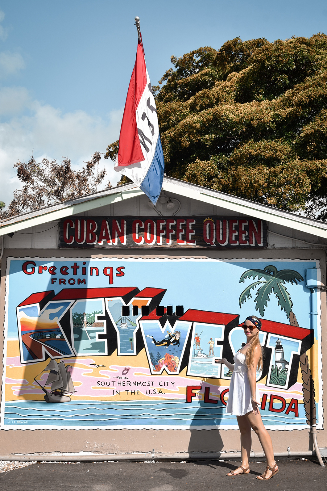 Carte postale de Key West