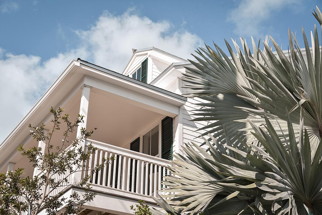 Voir les maison de Key West dans les Keys