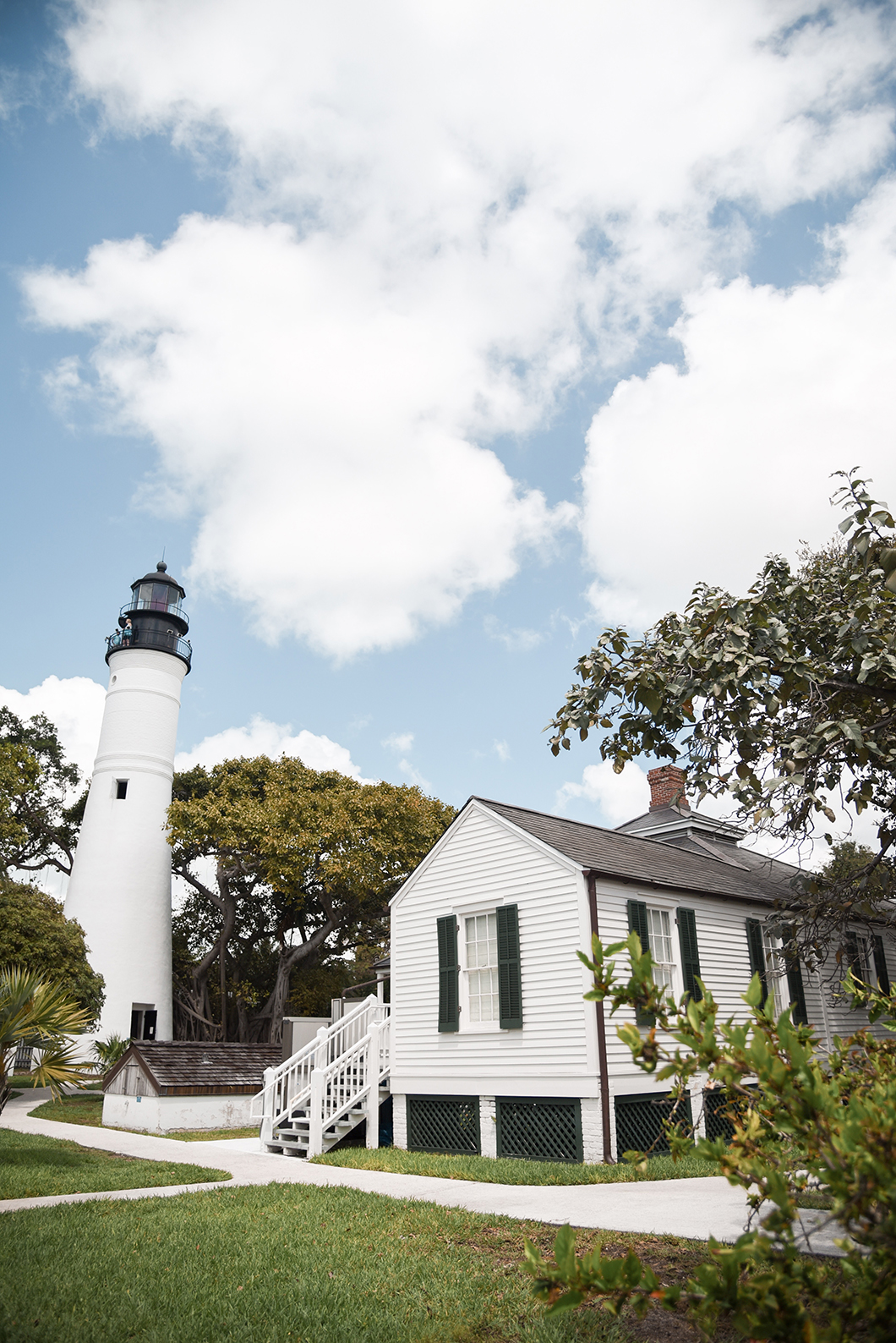 Visiter le phare de Key West