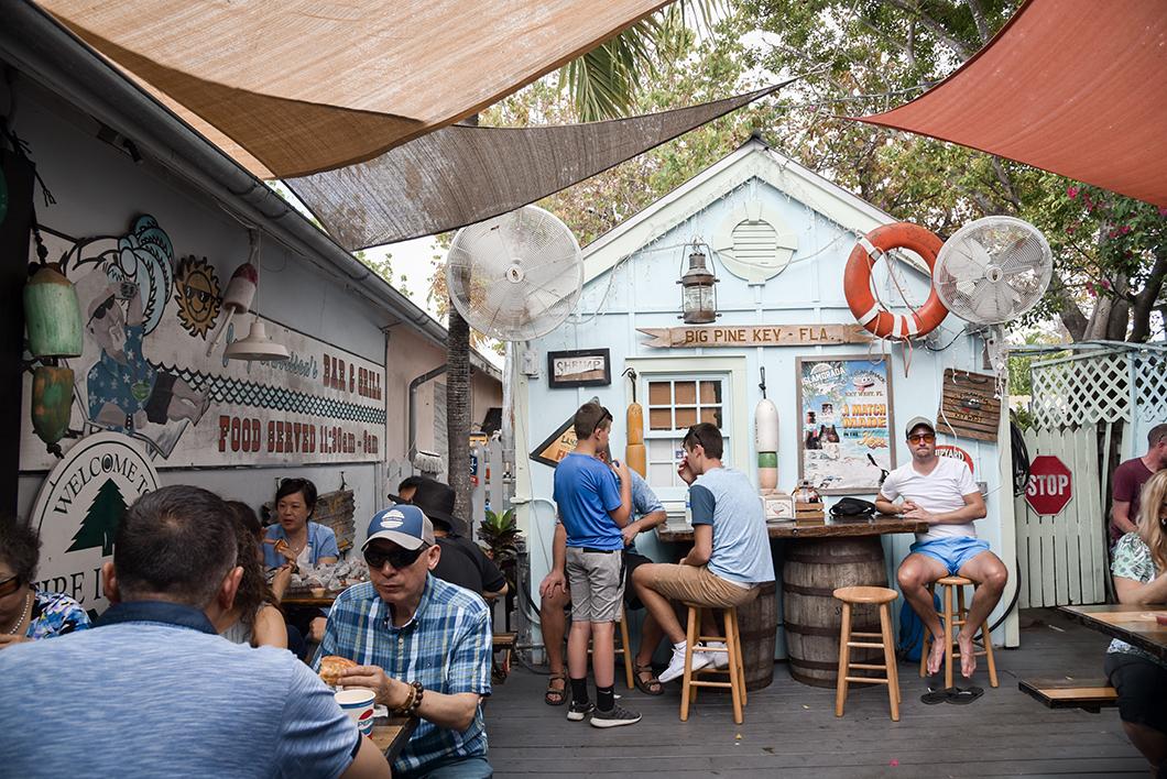 Manger au DJ's Clam Shack, meilleure adresse de Key West