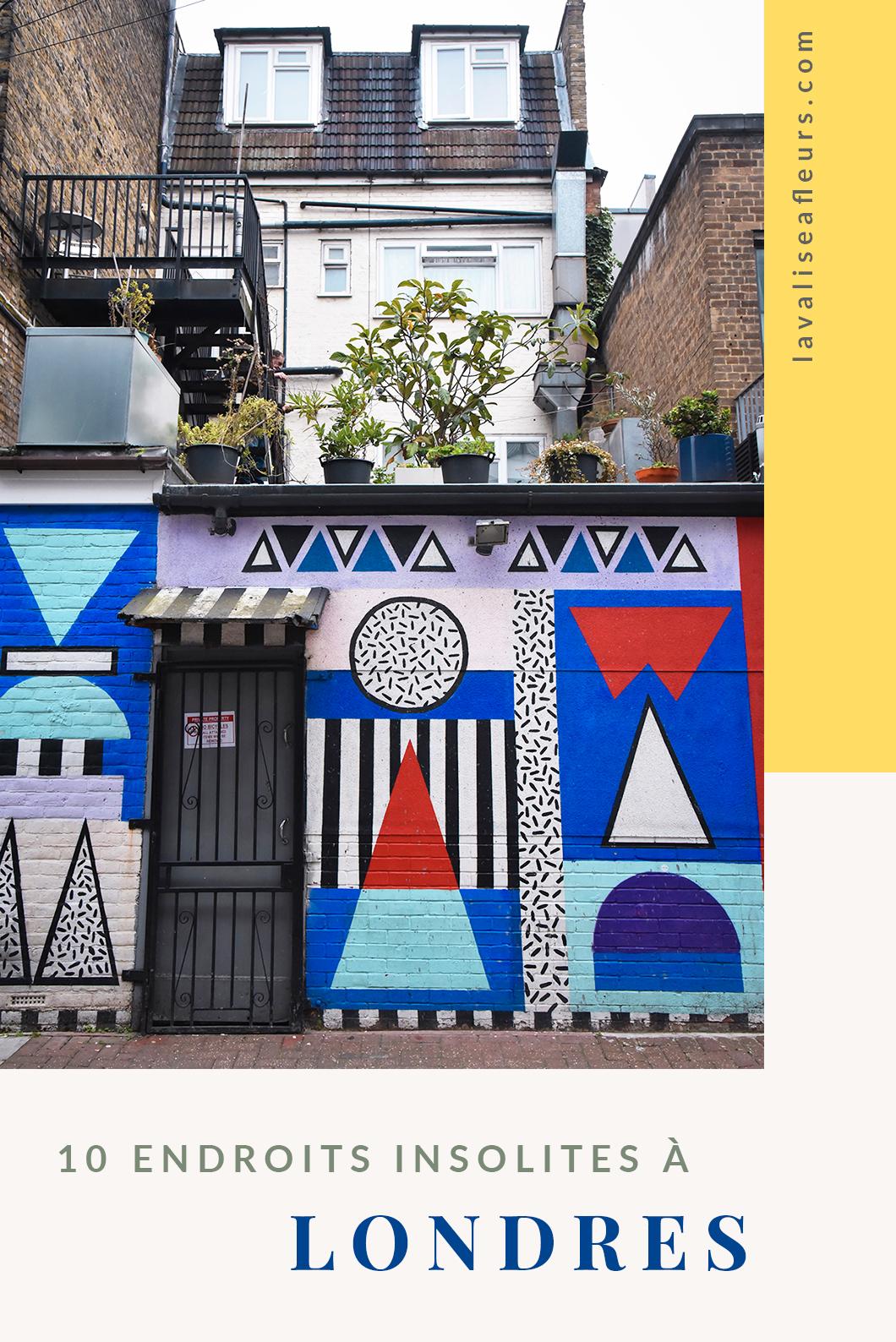 Visiter Londres autrement : 10 endroits insolites à Londres