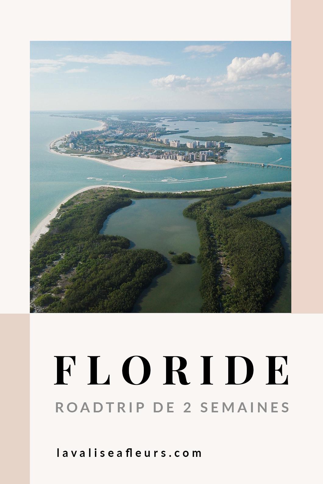 Itinéraire roadtrip en Floride