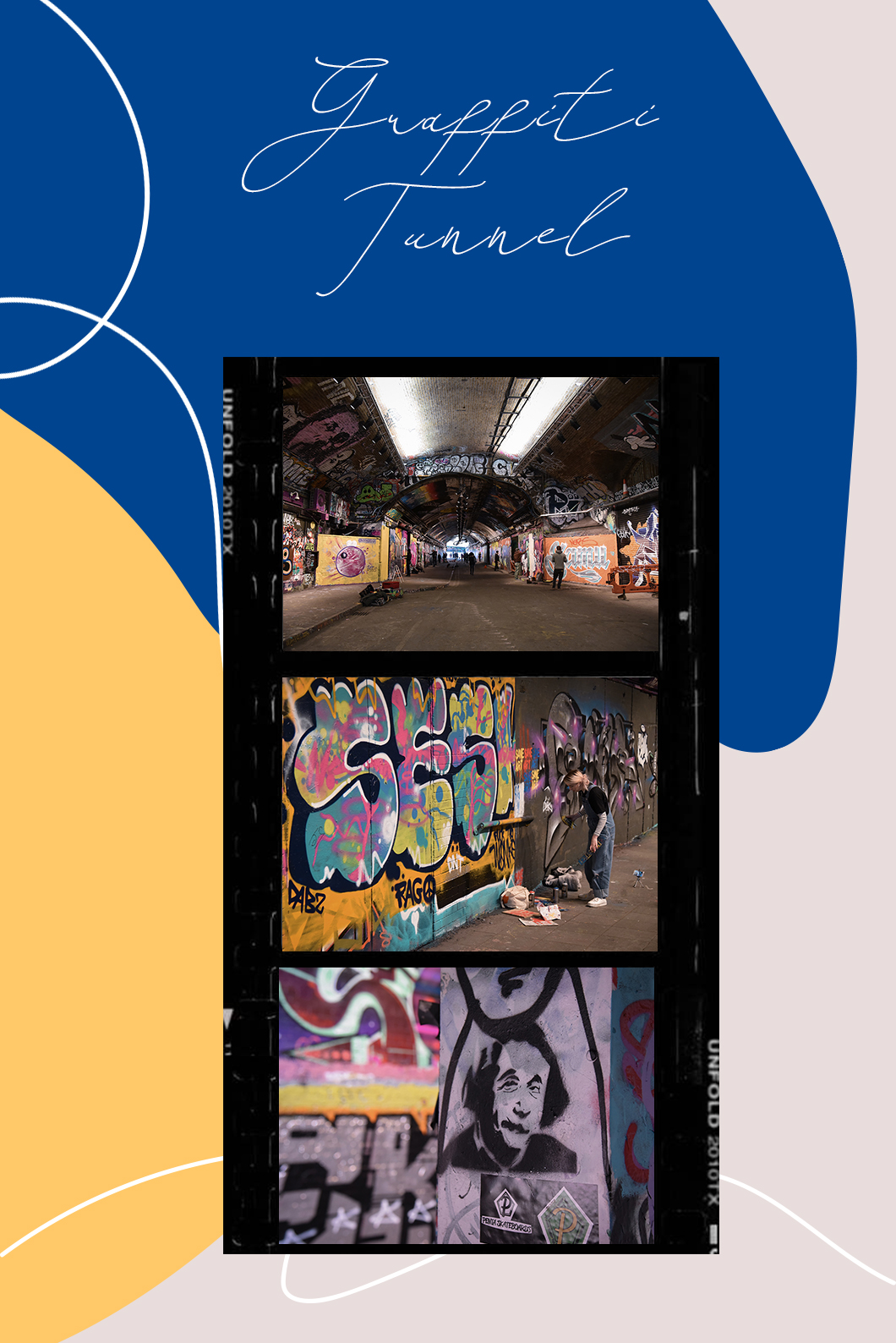 Leake Street Graffiti Tunnel, le temple du street art