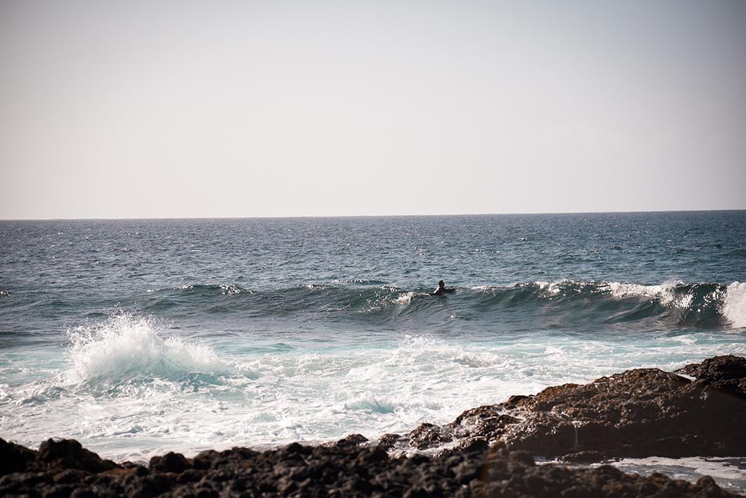 Où se baigner à Grande Canarie ? Las Salinas, les piscine naturelles