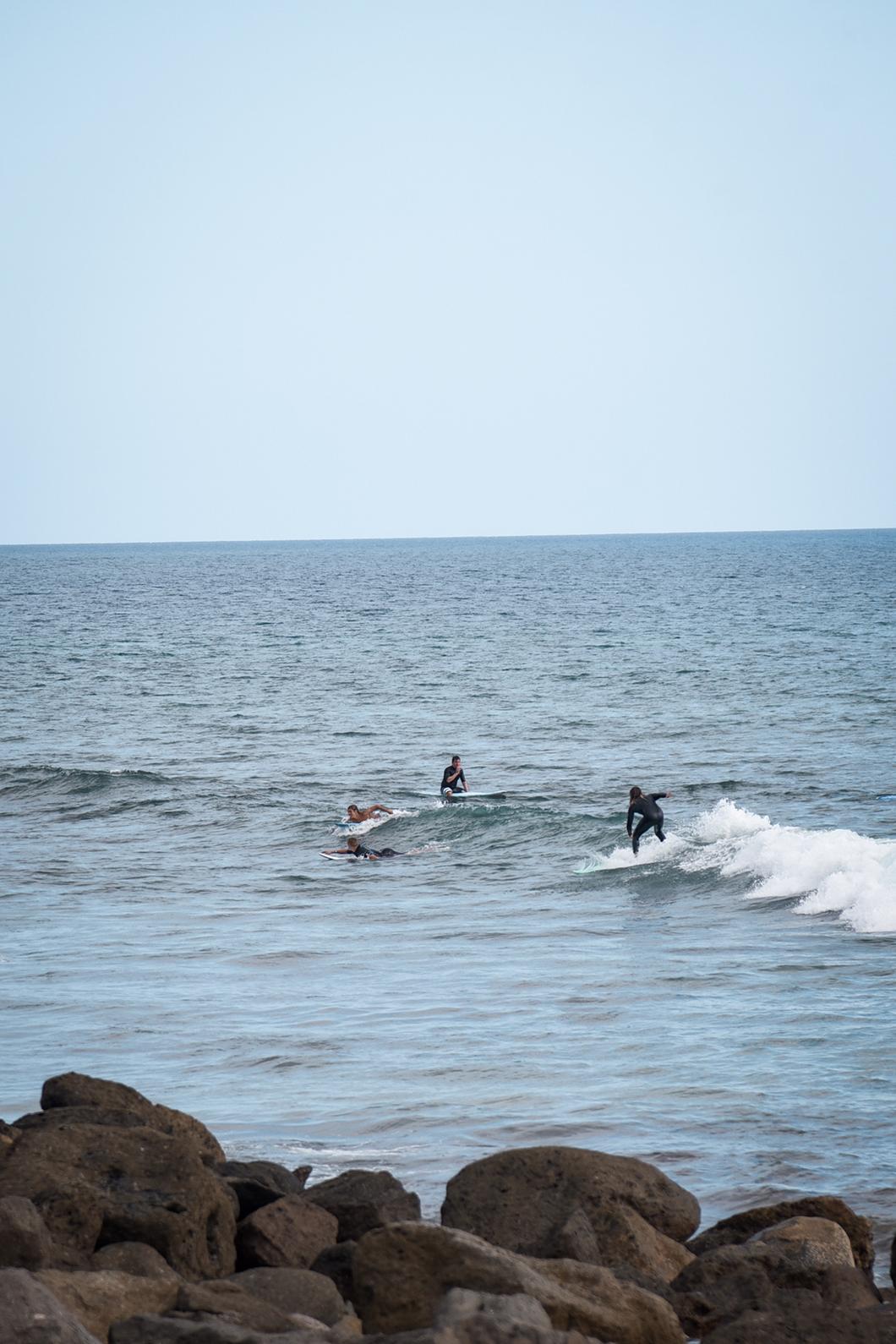 Les plages du sud de Grande Canarie