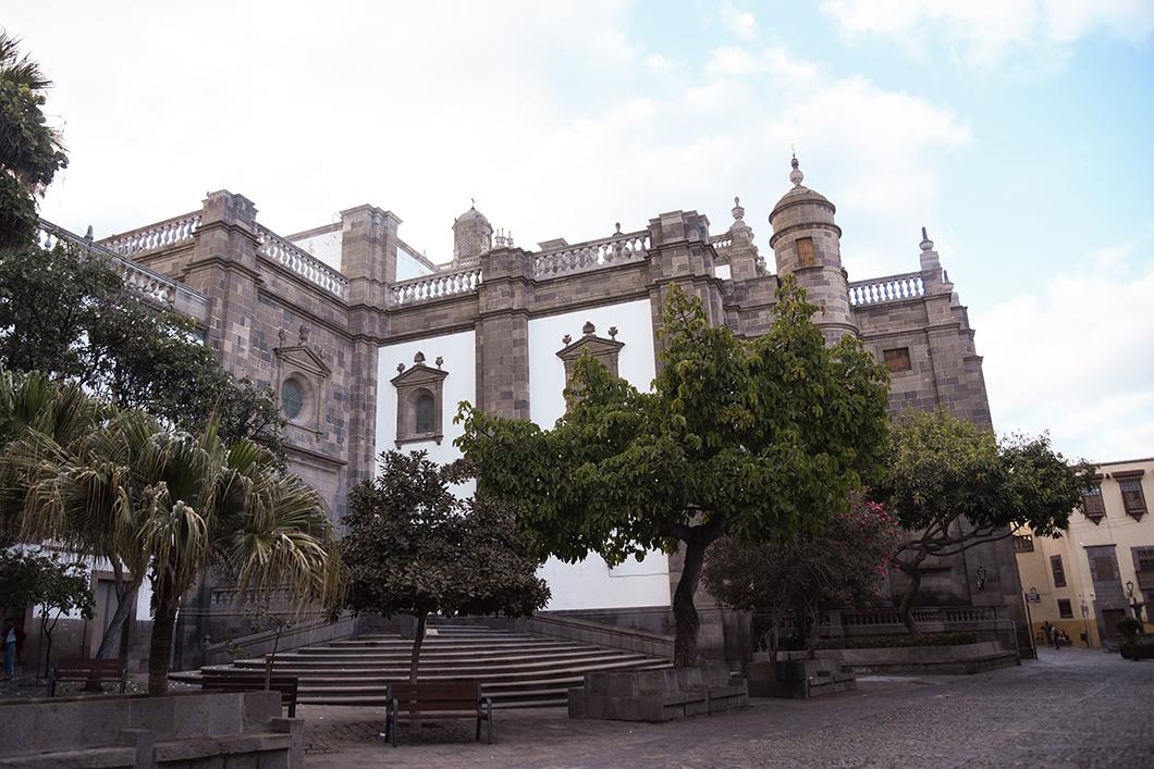 Découvrir la cathédrale de Las Palmas de Gran Canaria