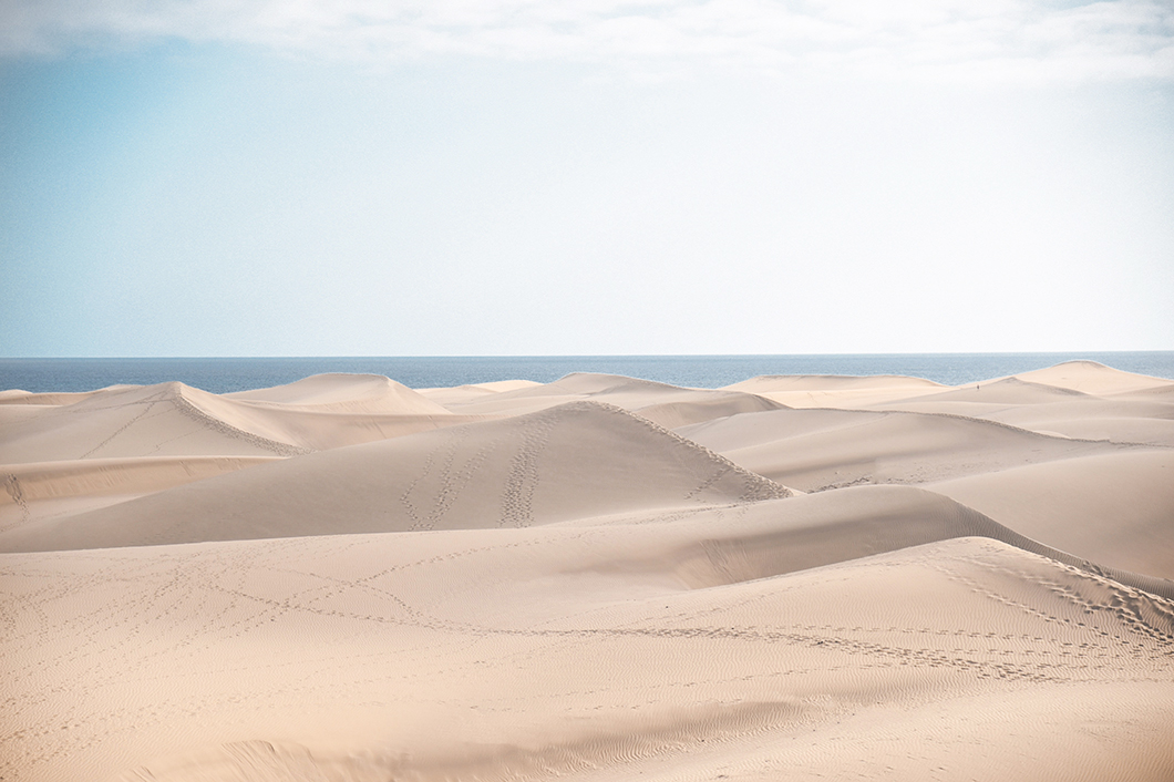 Dunes de Maspalomas, visite incontournable à Grande Canarie