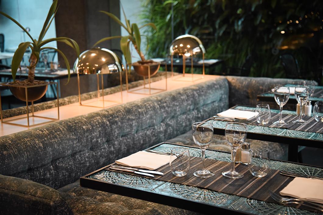 restaurant avec buffet du Salobre Hotel Resort & Serenity