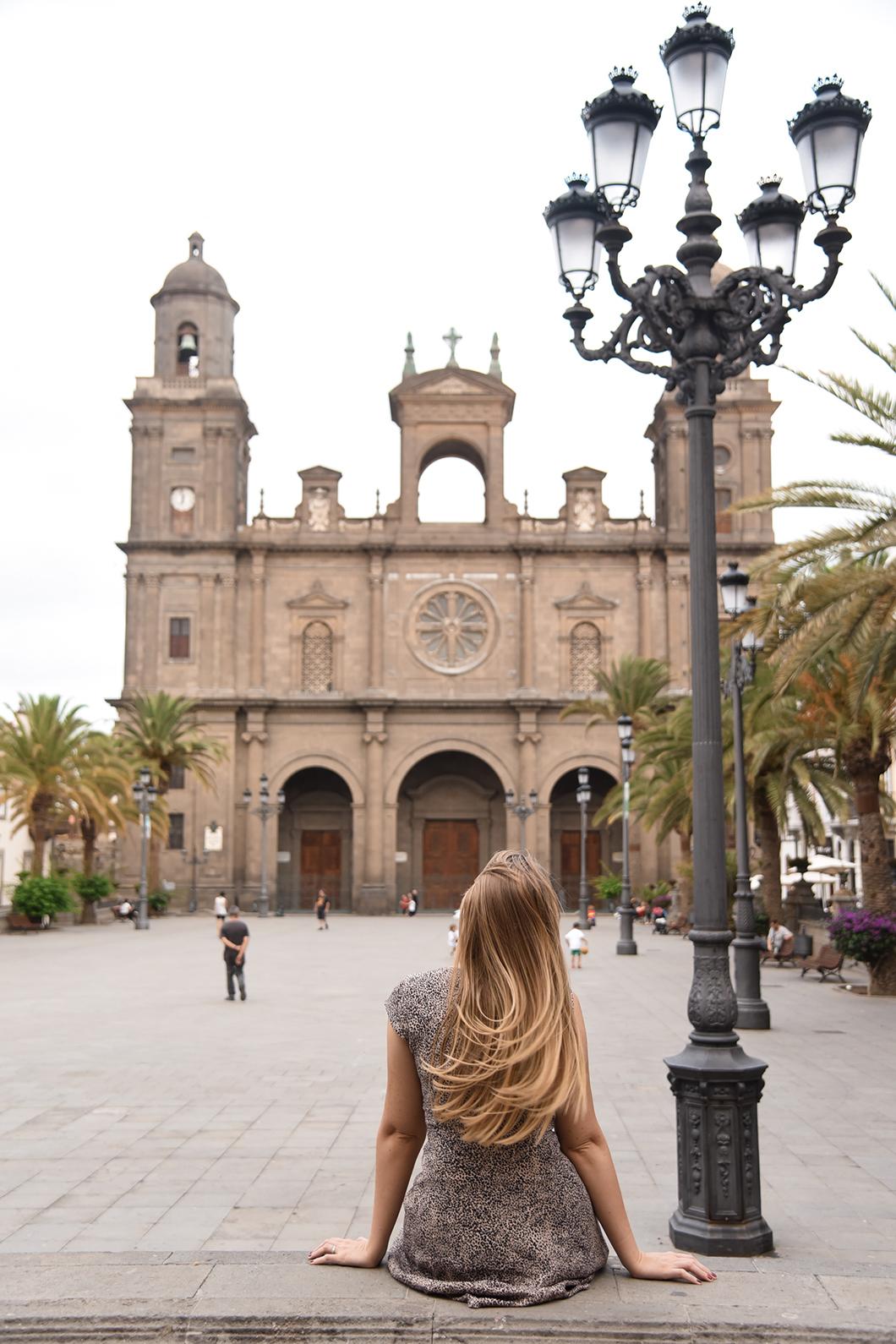 Cathédrale de Las Palmas de Gran Canaria