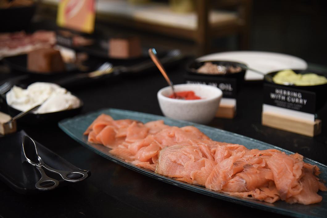 saumon du Salobre Hotel Resort & Serenity