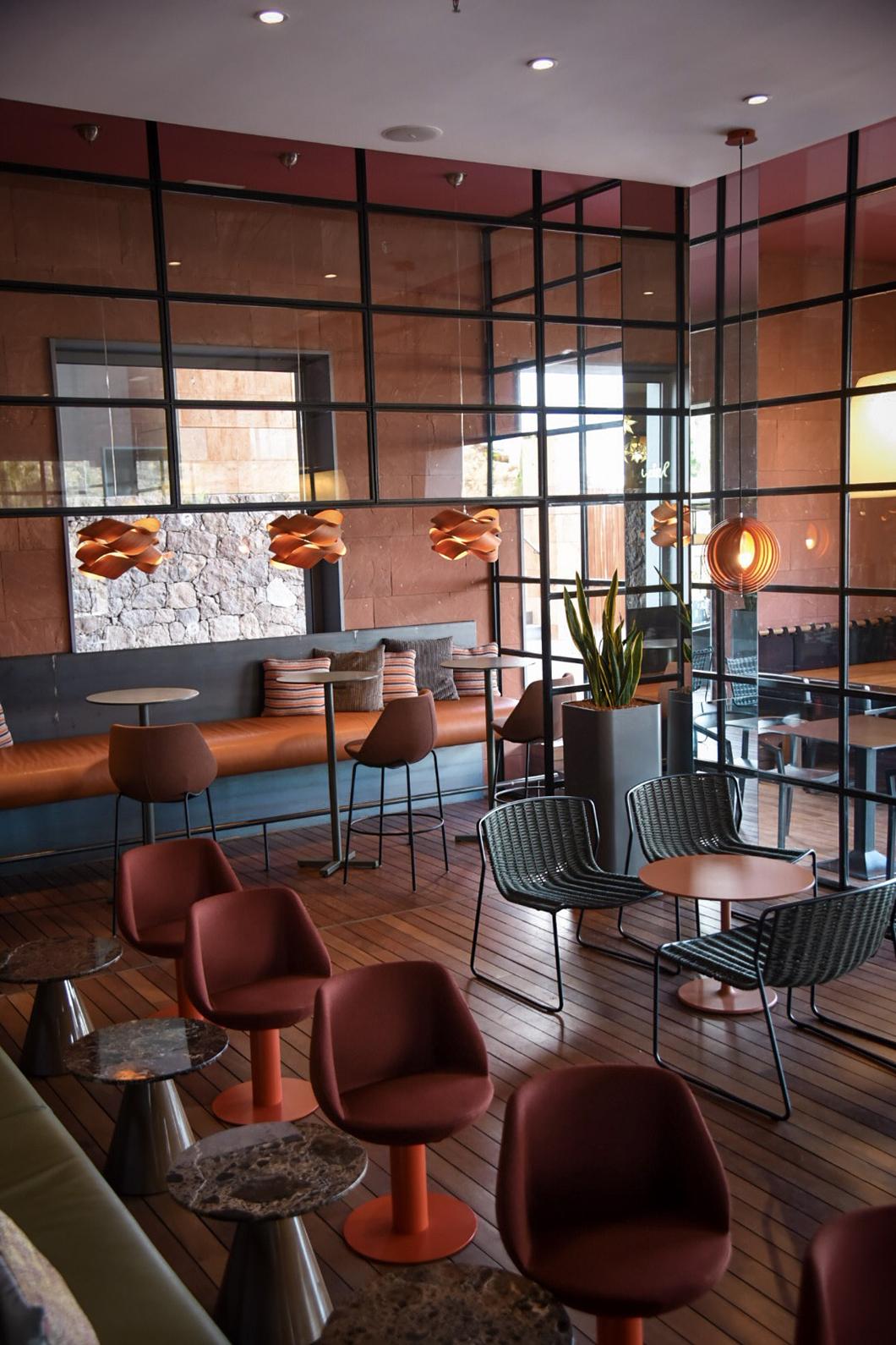 restaurant du Salobre Hotel Resort & Serenity