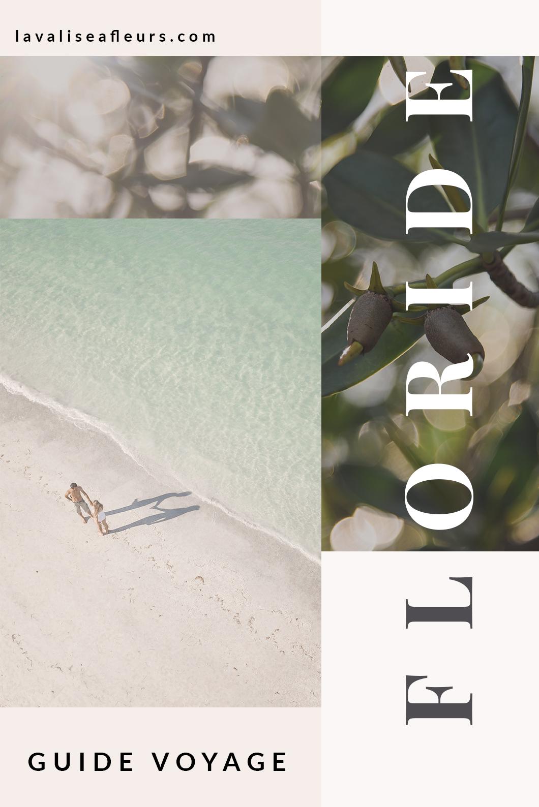 2 semaines en Floride - itinéraire et programme