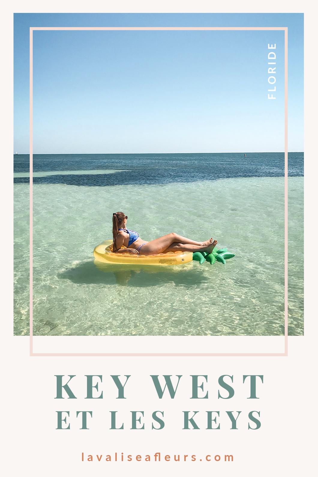 Visiter Key West et les Keys