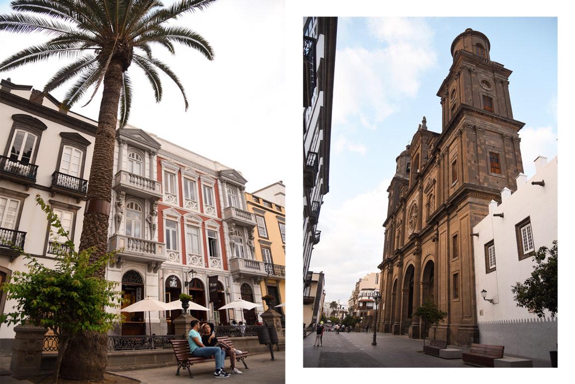 Las Palmas de Gran Canaria, visite incontournables à Grande Canarie