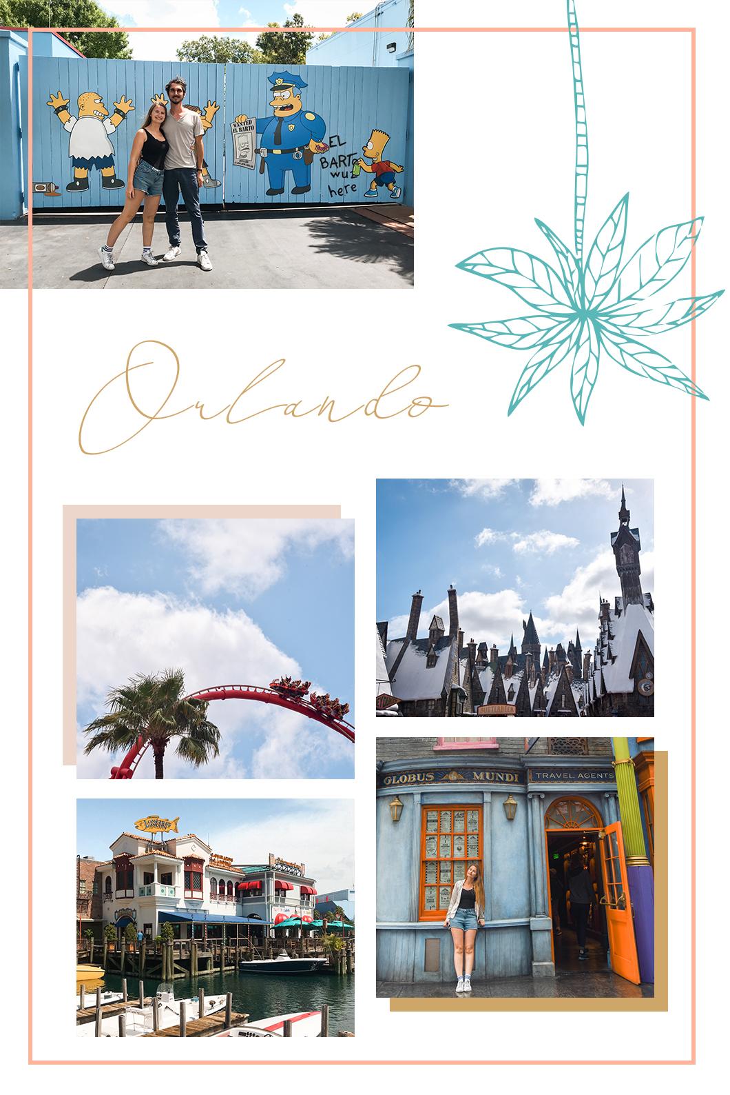 Visiter Orlando - Road trip en Floride