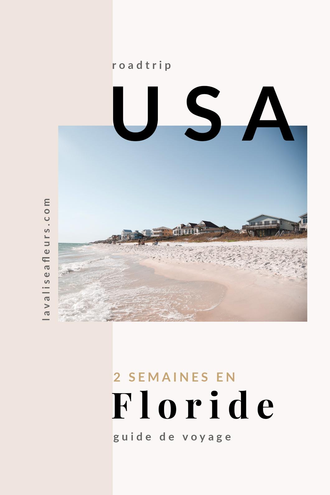 Visiter la Floride - Road trip aux USA