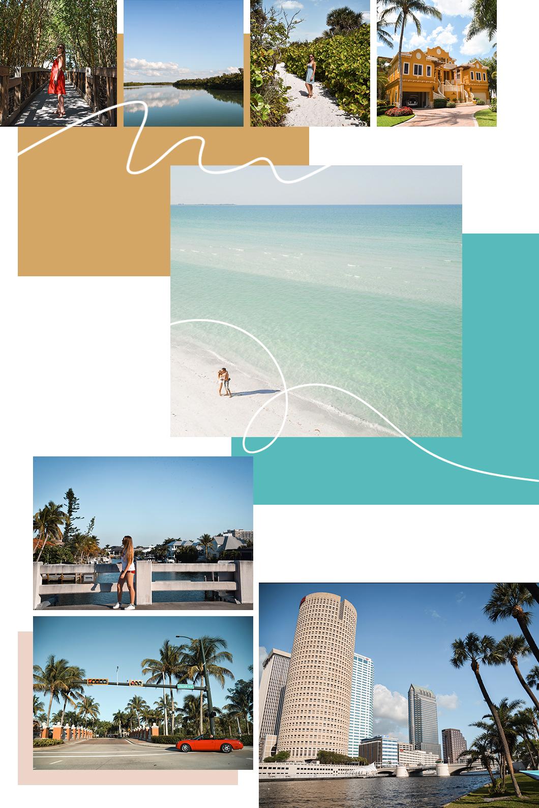 Visiter la Côte ouest de la Floride - Road trip en Floride