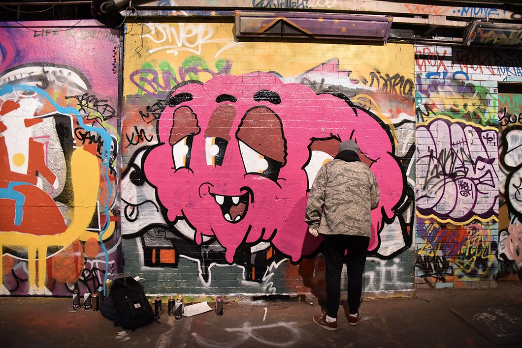 Découvrir les spots de street art à Londres