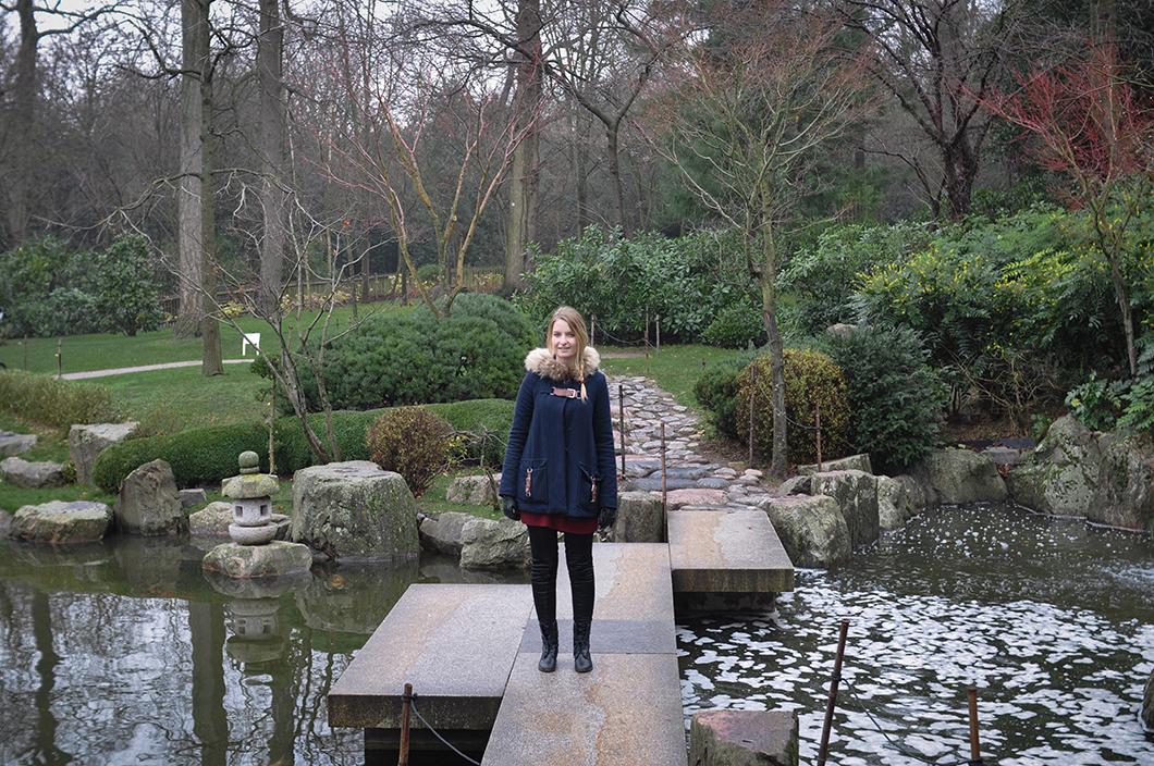 Kyoto Garden, le jardin japonais de Londres