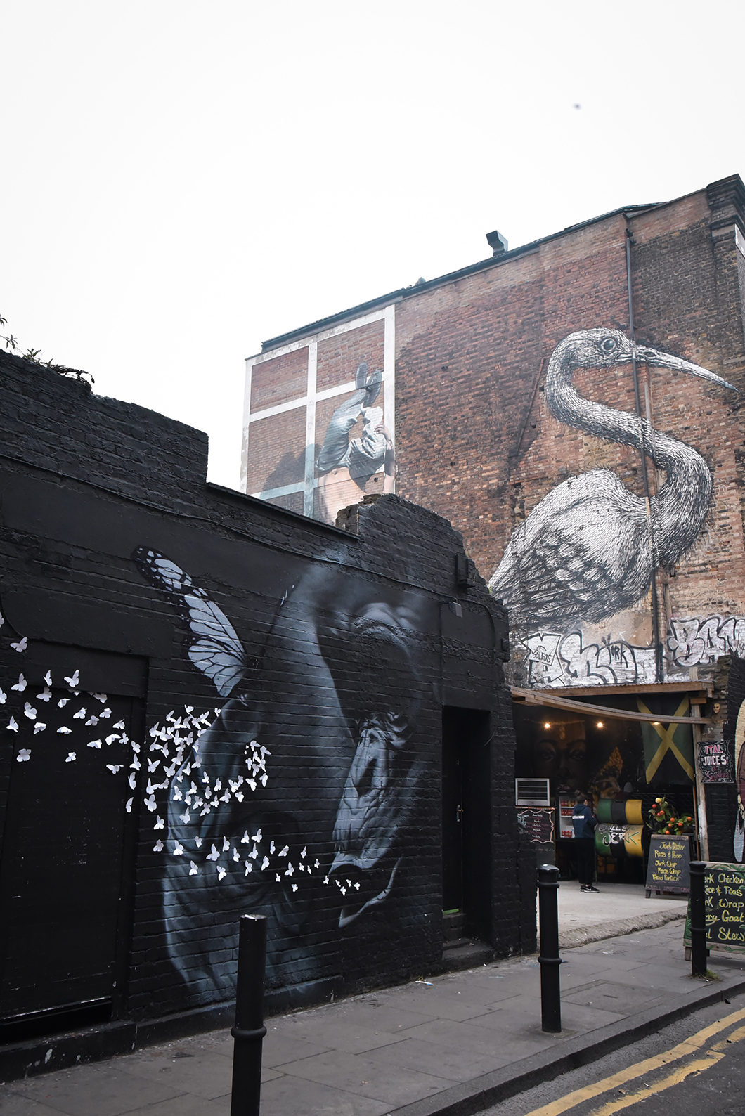 Les plus eaux street art de Londres