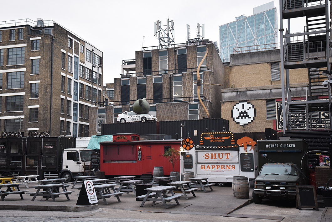 Bricklane, quartier incontournables de Londres