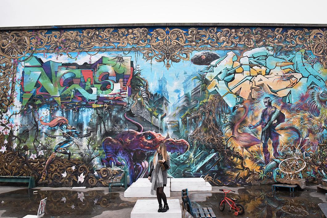 Les meilleurs spots de street art à Londres