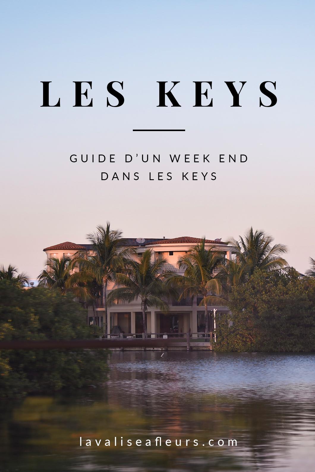 Guide de 2 jours dans les Keys