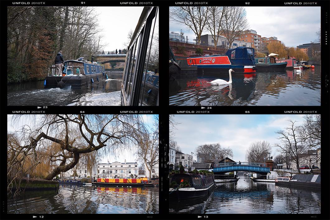 Petite Venise de Londres, Visite insolite à Londres