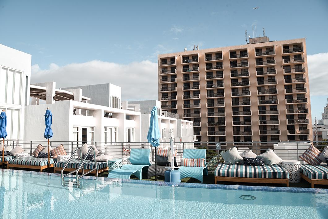 Bonnes adresses à Miami - Fairwind Hotel