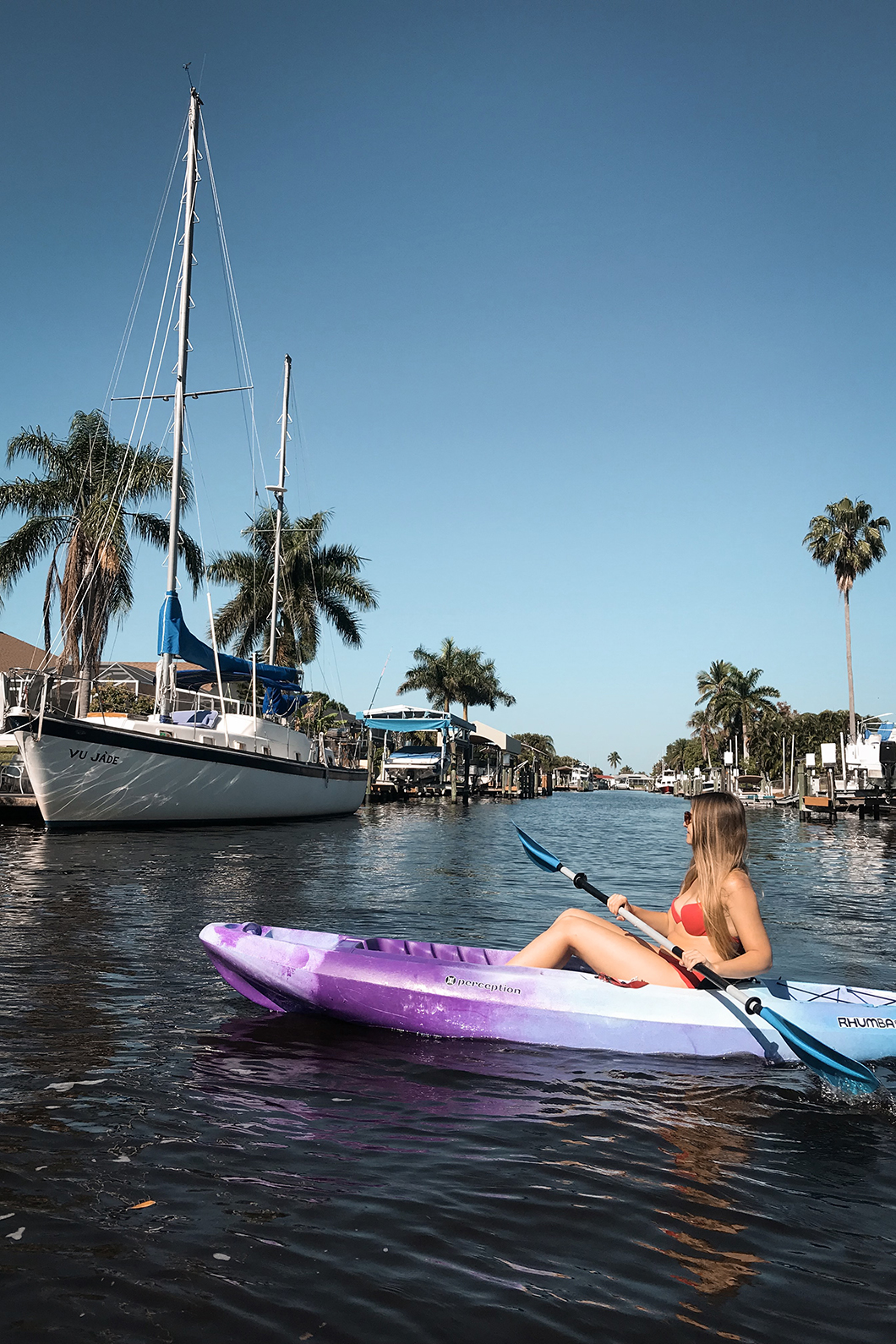 Kayak à Cape Coral
