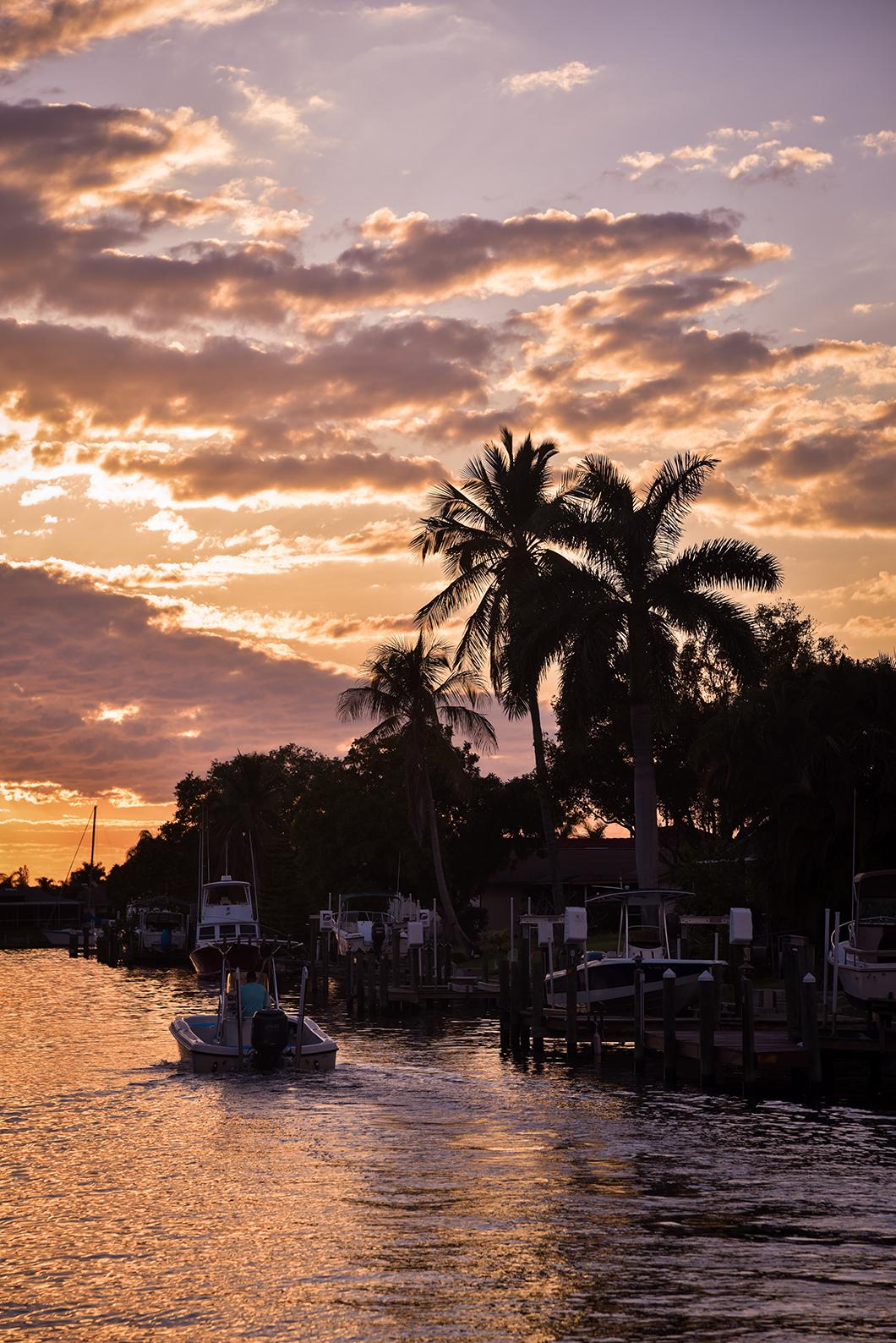 Nuit insolite en Floride - Dormir sur un bateau