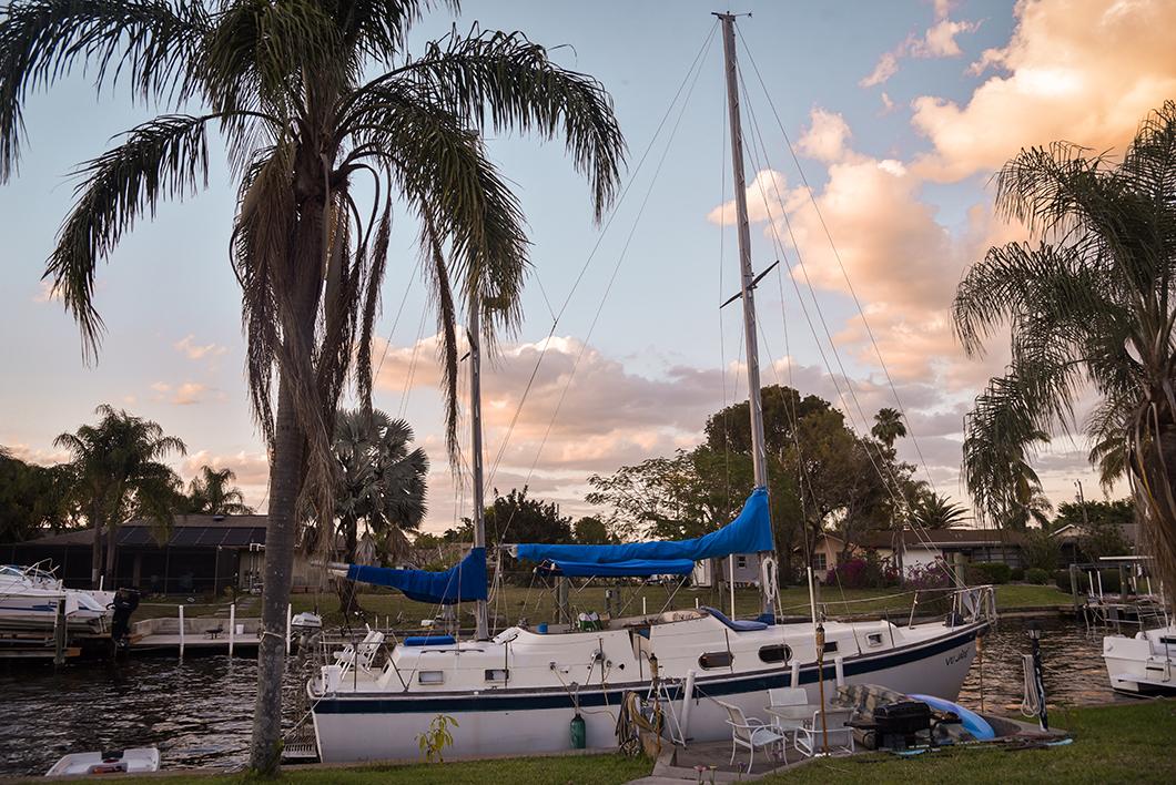 Dormir sur un bateau à Cape Coral