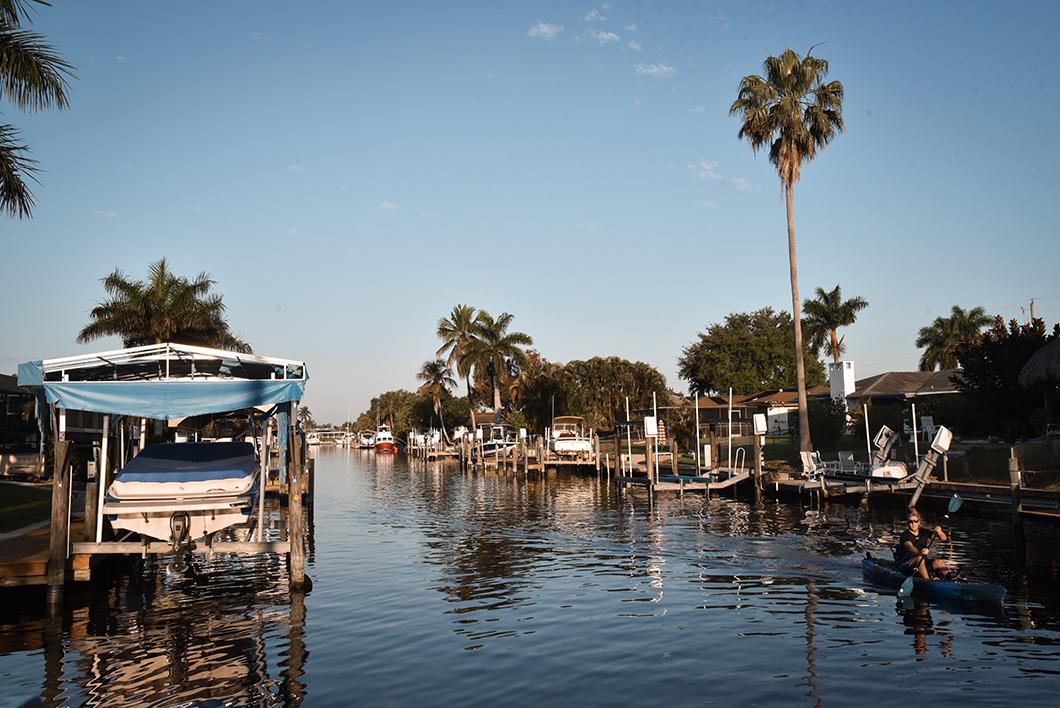 Où dormir à Cape Coral en Floride ? Nuit insolite sur un bateau