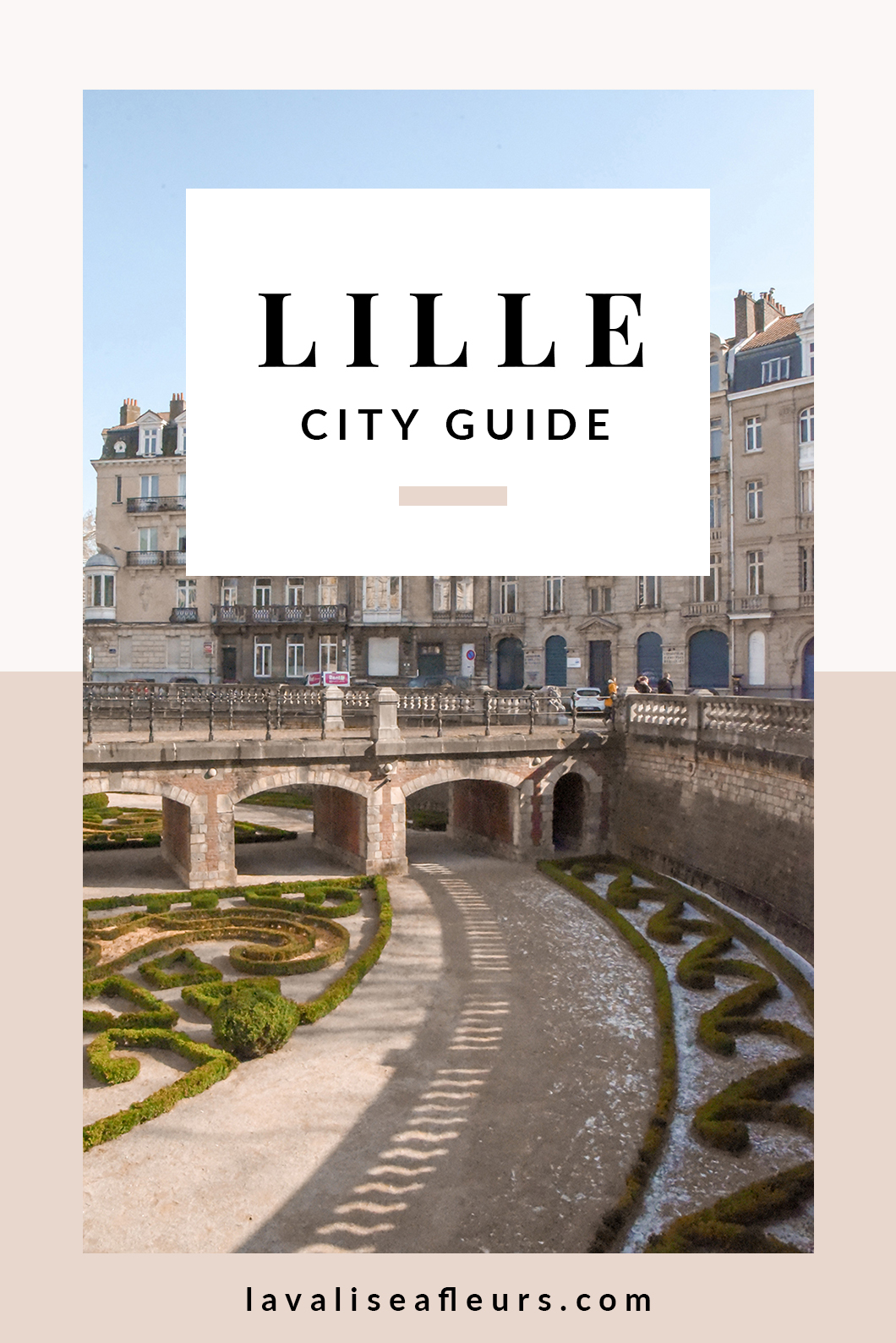 City guide de Lille