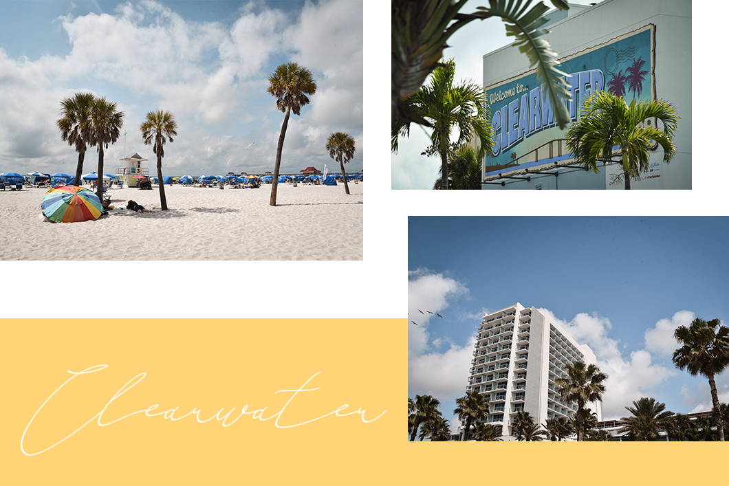 Découvrir Clearwater en Floride