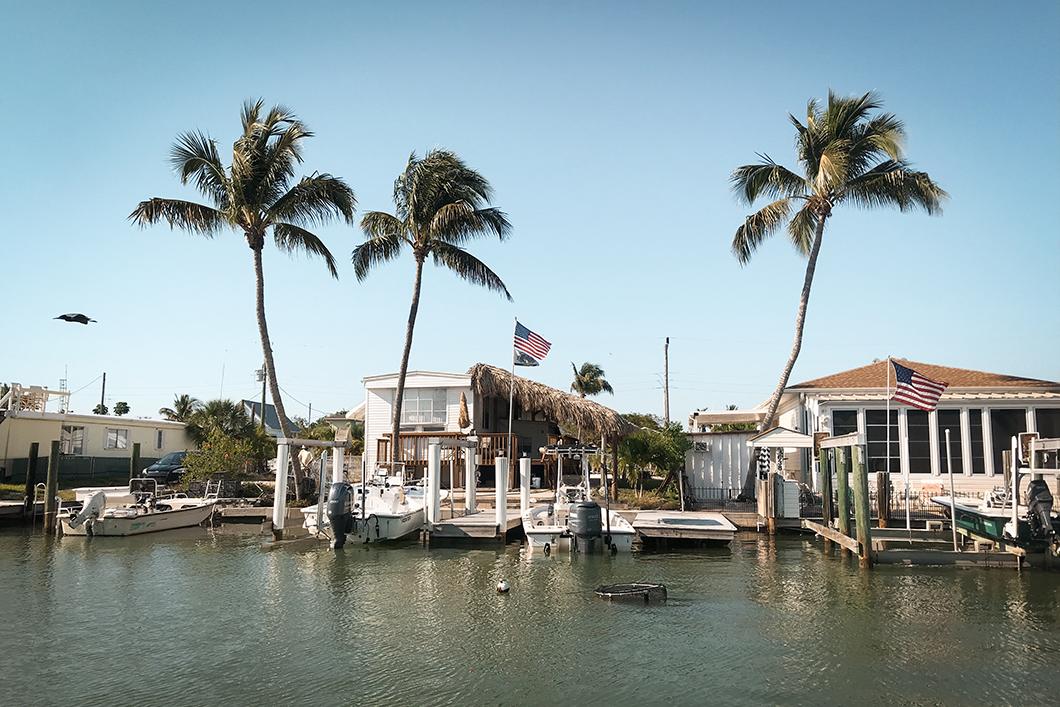 Marco Island - Côte ouest de la Floride
