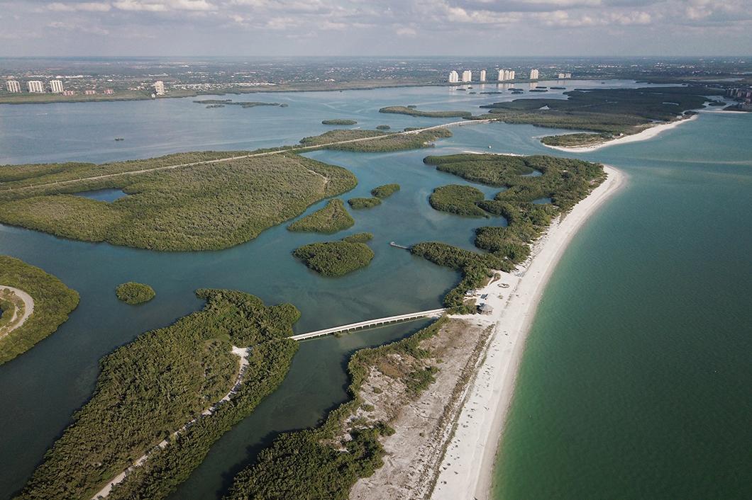 North Naples - Côte ouest de la Floride