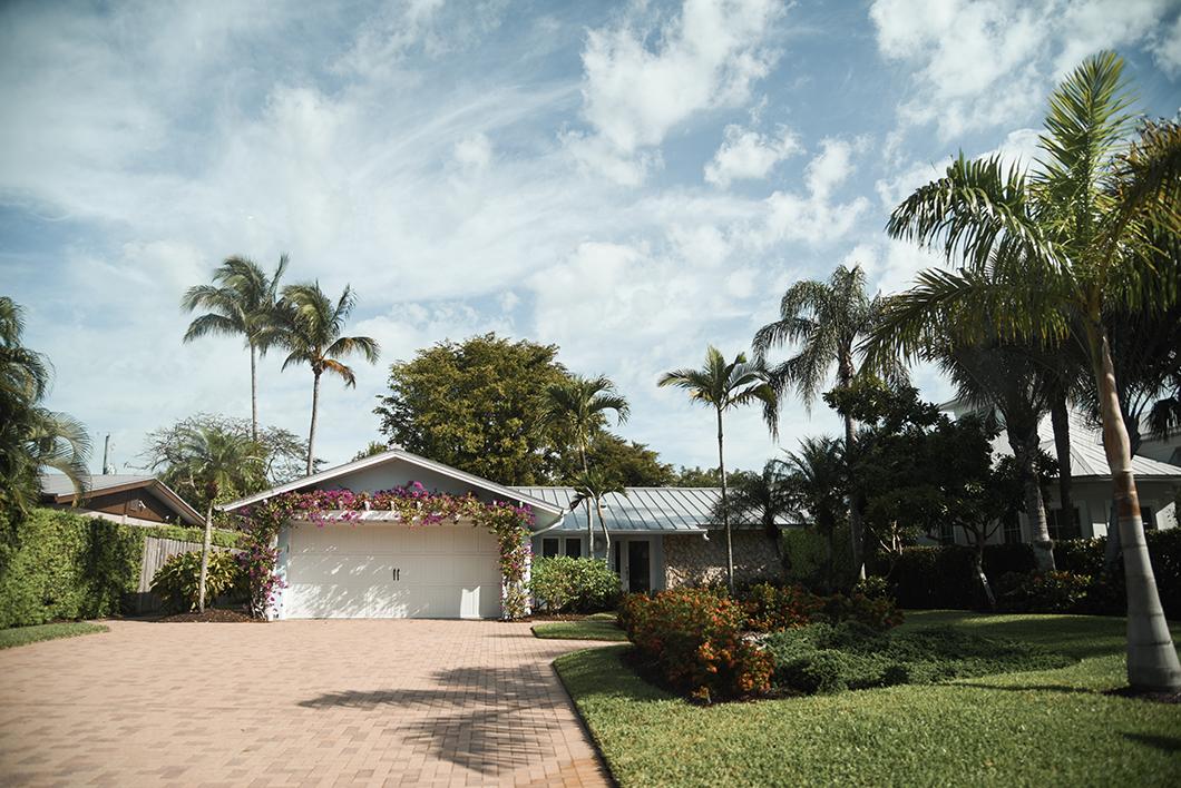Les maisons de Naples en Floride