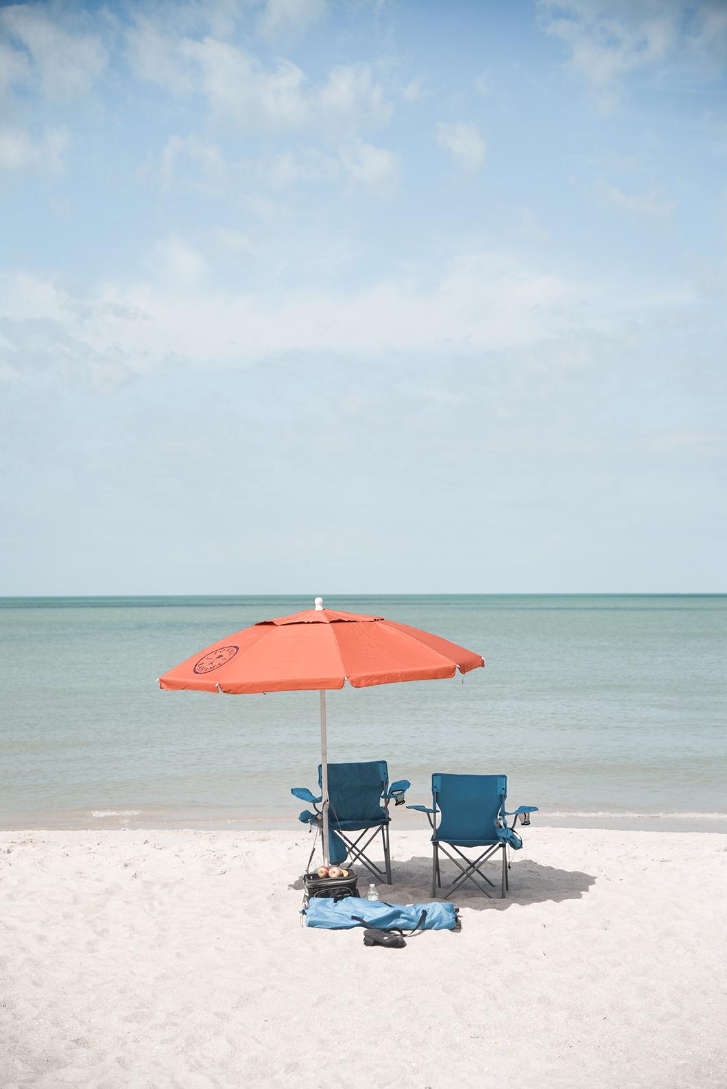 La plage de Clam Pass Park, plus belles plages de Floride