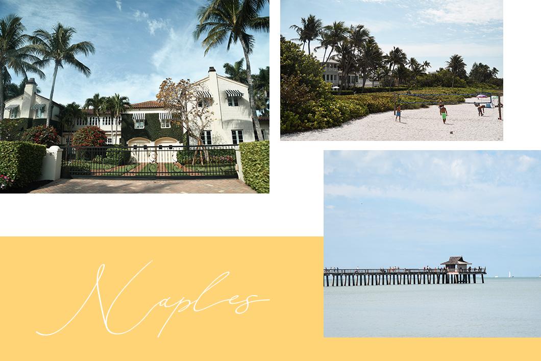 Visiter Naples en Floride