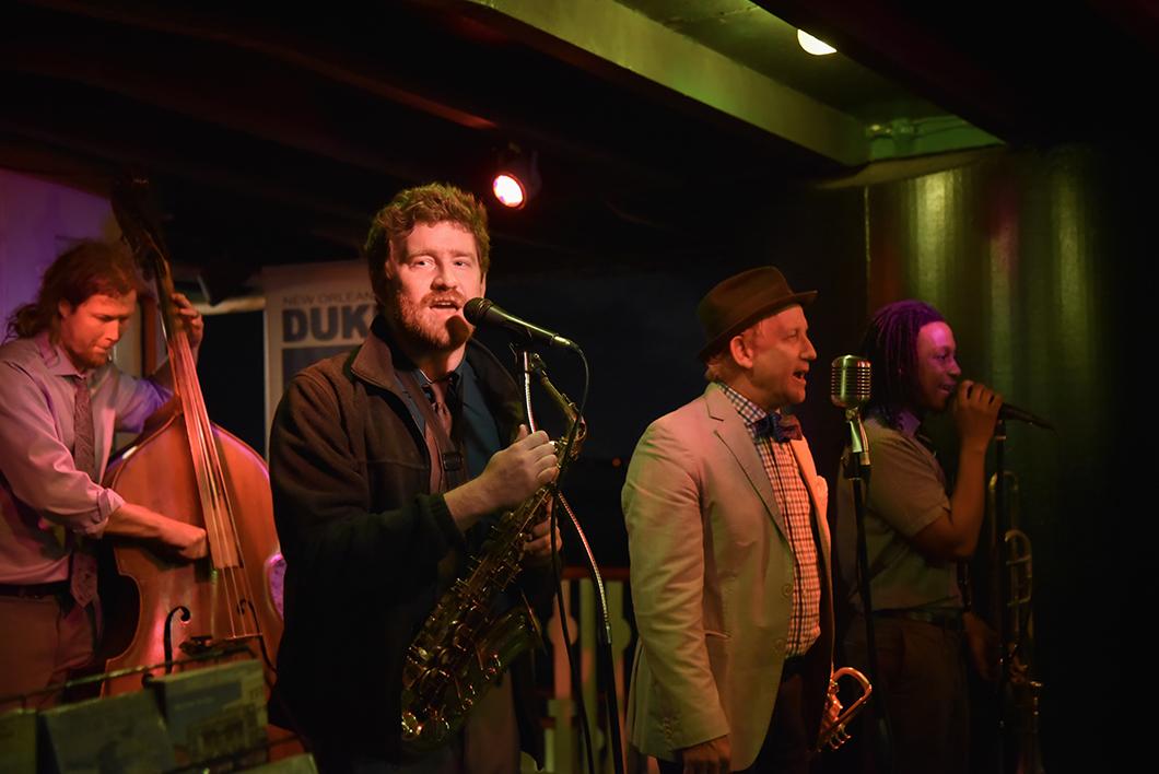 Croisière Jazz à la Nouvelle Orléans