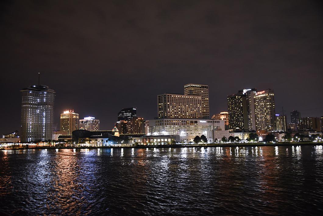 Croisière à bord du Natchez à la Nouvelle Orléans